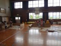 長丘学校キャンプ1