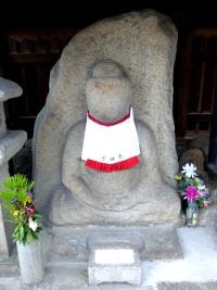 北白川阿弥陀石仏
