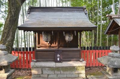 粟田神社の多賀神社