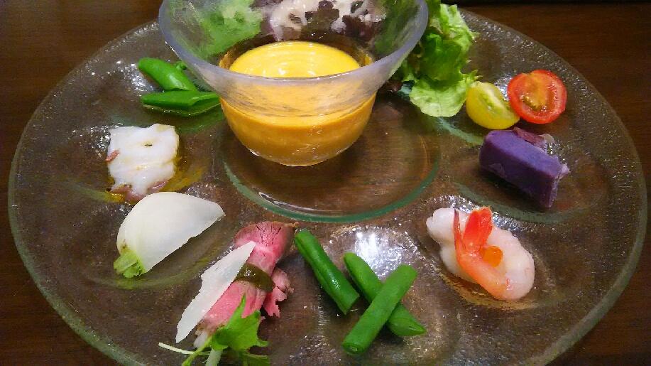 北海道グリル 前菜