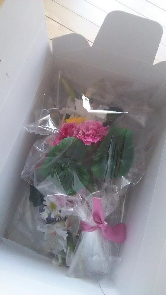 仏花の発送