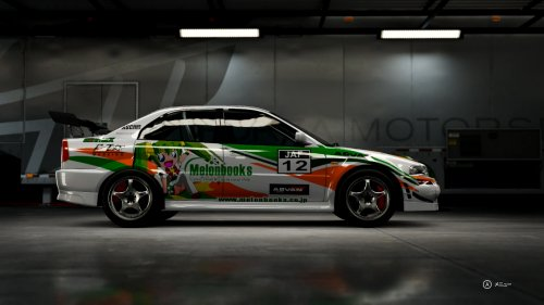 Forza6 C Class Tune + Build Mitsubishi Lancer Evolution VI GSR