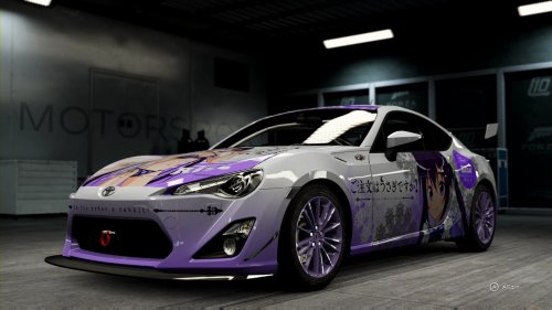 Forza6 C Class Tune + Build Toyota GT86