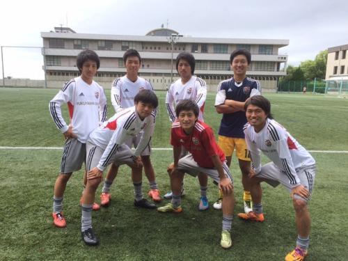 2015年度(第38回)中国大学サッカーリーグ 第10節(2015:9:6 日) 2/3
