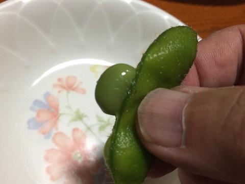 ハニー茹豆