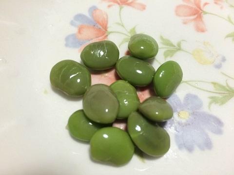 ハニー茹豆2