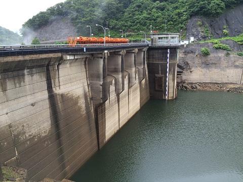 豊沢ダム1