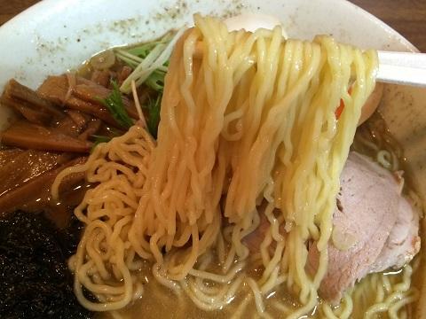 特製正油麺