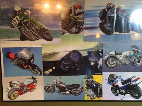 バイクポスター