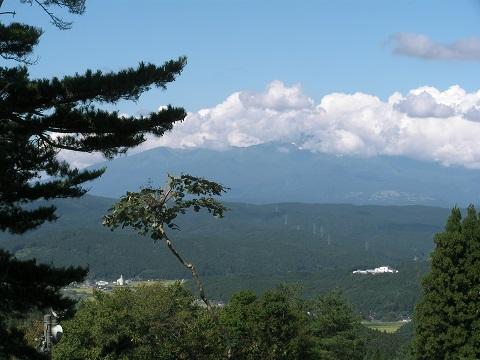 22鳥海山