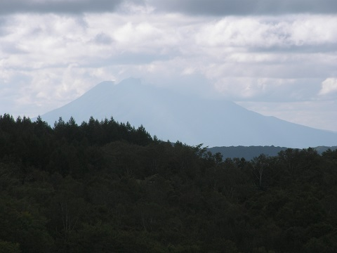 39岩木山