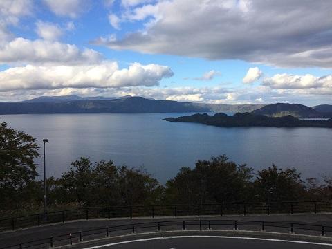 55十和田湖
