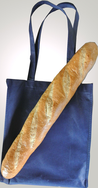 こんなパンの写真を撮る労も惜しむなんて、たるんでいる?