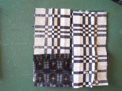 ko-suta- 布の置き方