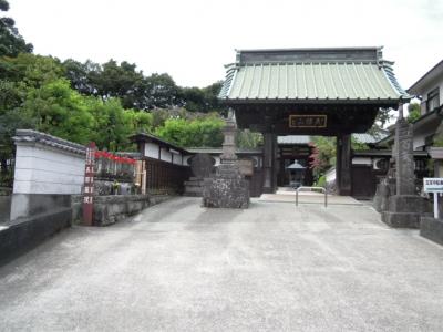 五百羅漢のお寺