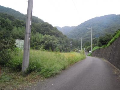 3段の滝入口