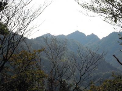 三峰山方面