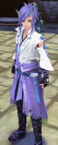 ブレマス白紫