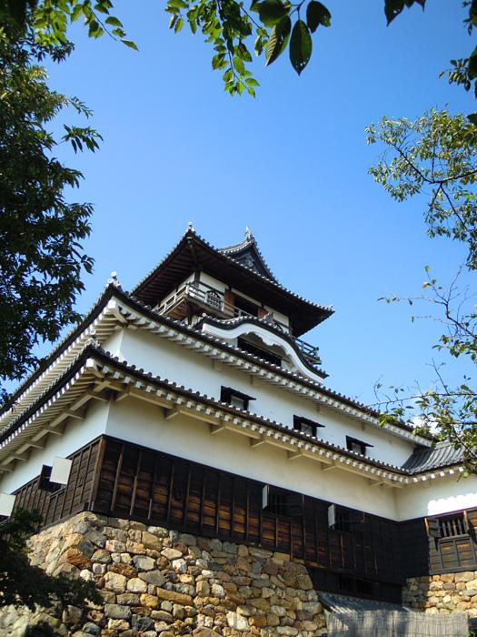 犬山城の写真1。