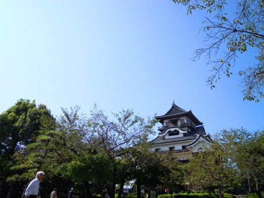 犬山城の写真4。
