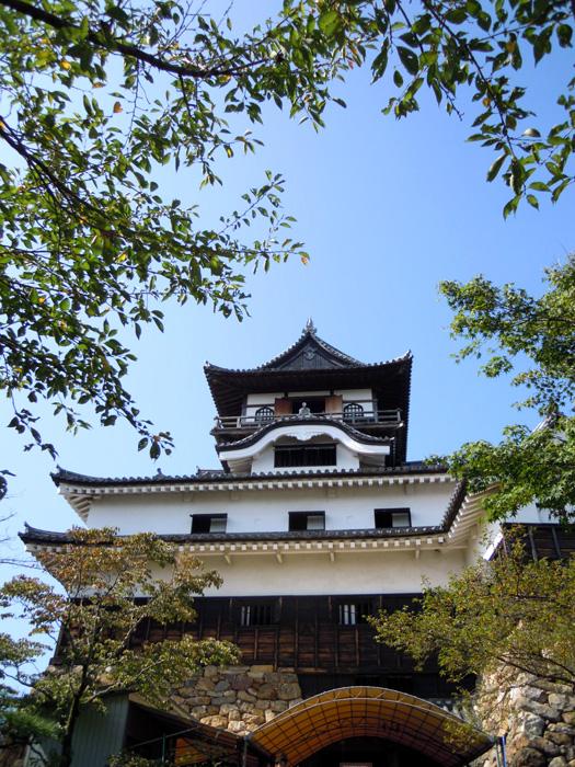 犬山城の写真5。