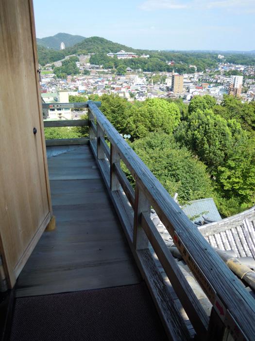 犬山城の写真7。