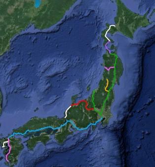日本の新幹線