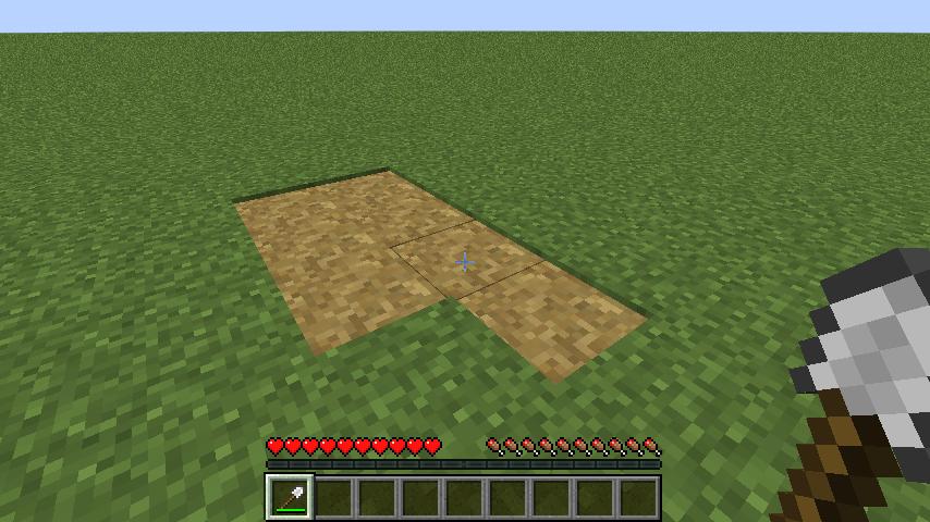 Minecraft 1-9 update-5