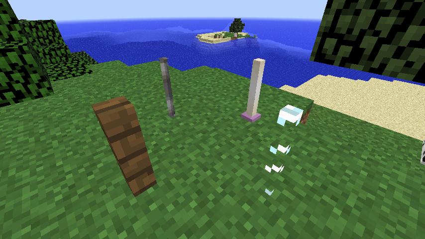 Minecraft 1-9 update-6