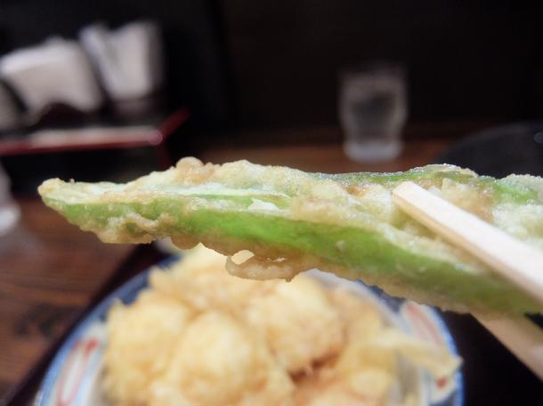 ハモ天丼セット