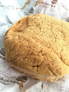 プティフリポン 淡雪バーガー(チョコ)
