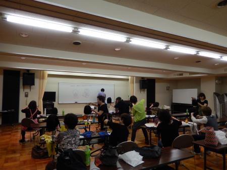 2015 秋冬サロンスタイル カットセミナー 富山 #3