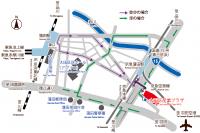 コスROMコレクション地図