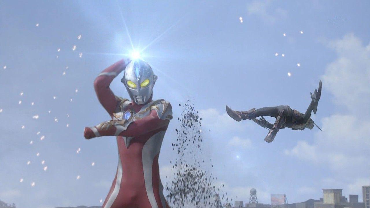 ウルトラマンX#8最強最速ウルトラマン