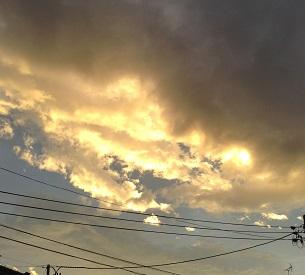 きれいな空②
