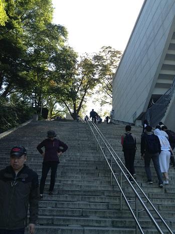 キムサムスンの階段