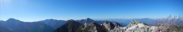 鳳凰三山 051