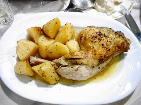 チキンオーブン