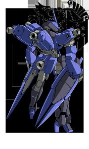 シュヴァルベ・グレイズ(マクギリス機)02