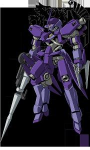 シュヴァルベ・グレイズ(ガエリオ機)01