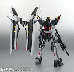 ROBOT魂 ストライクノワール05