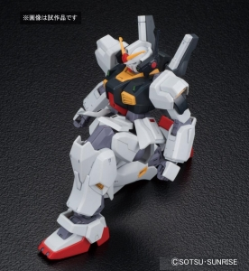 HGUC ガンダムMk-II(エゥーゴ仕様)4