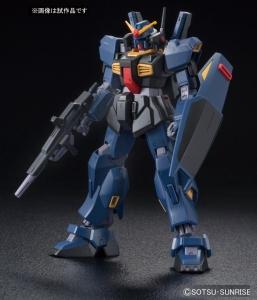 HGUC ガンダムMk-II(ティターンズ仕様)1