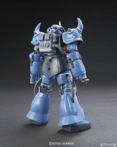 HG プロトタイプグフ(戦術実証機)02