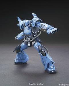 HG プロトタイプグフ(戦術実証機)04