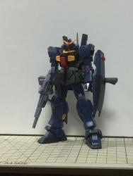HGUC ガンダムMk-II(ティターンズ仕様)のテストショット写真1