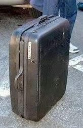 スーツケースゴーカート