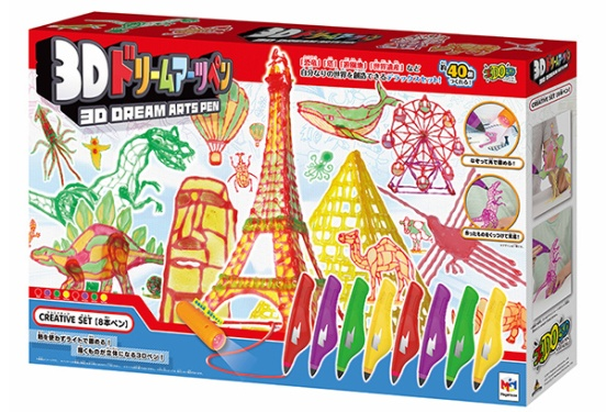 3Dドリームアーツペン00