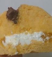 実りのパンプキンホイップパン03