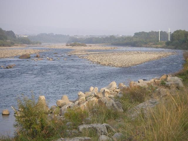 PA220589ニジマス管理釣り場大渡橋上流左岸.jpg